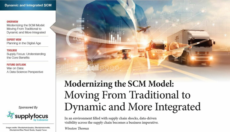 Article Modernizing SCM Model