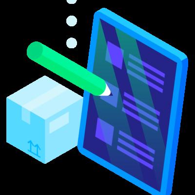 Spot Illustration Inventory Planning